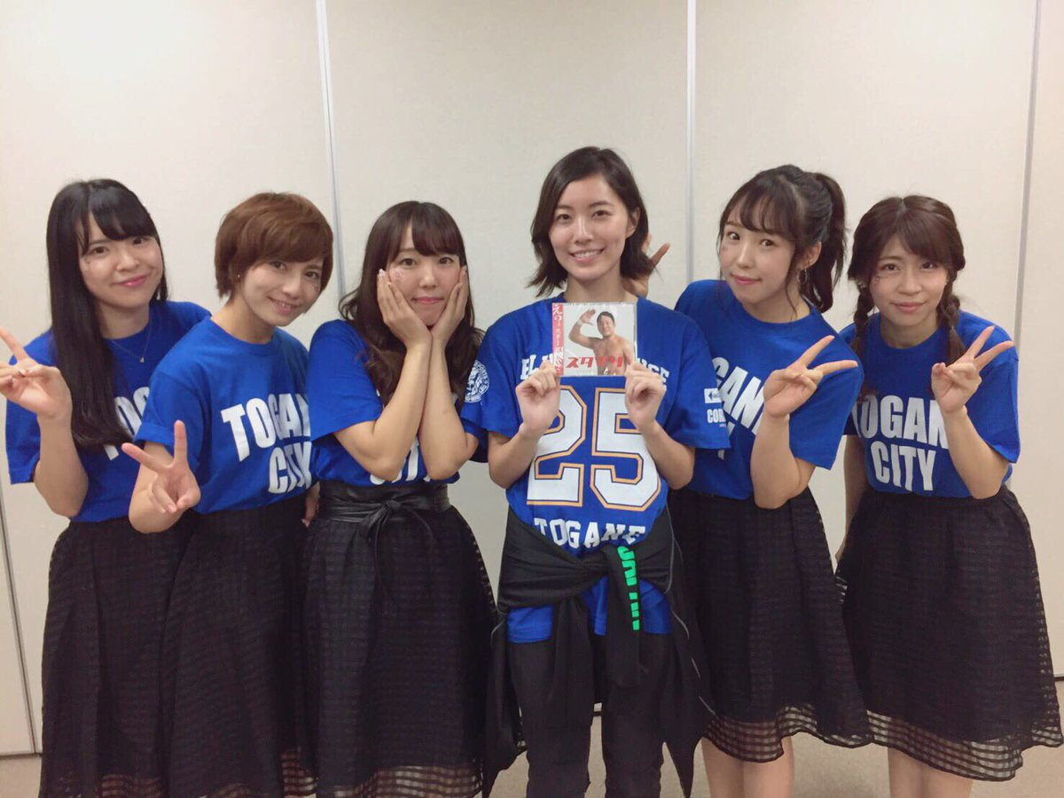 東金大会にて、SKE48の松井珠理奈さんにお会いしました♫ STARMARIEと...