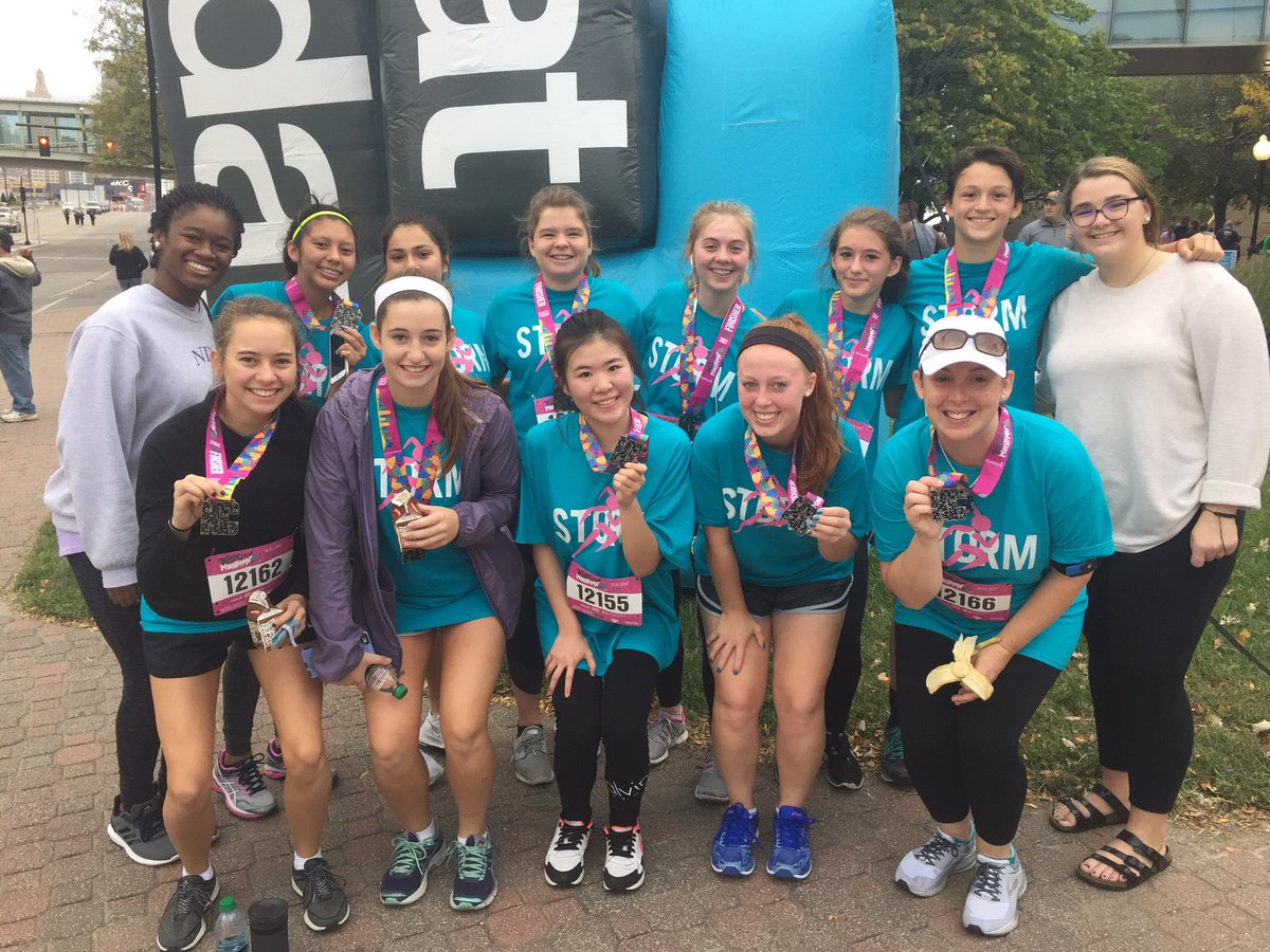 Our 1st Couch to 5K class just became KC Marathon 5K finishers! Way to go girls!!! @SionKC #womenshealth #strong <br>http://pic.twitter.com/FC2oZ4DGVQ