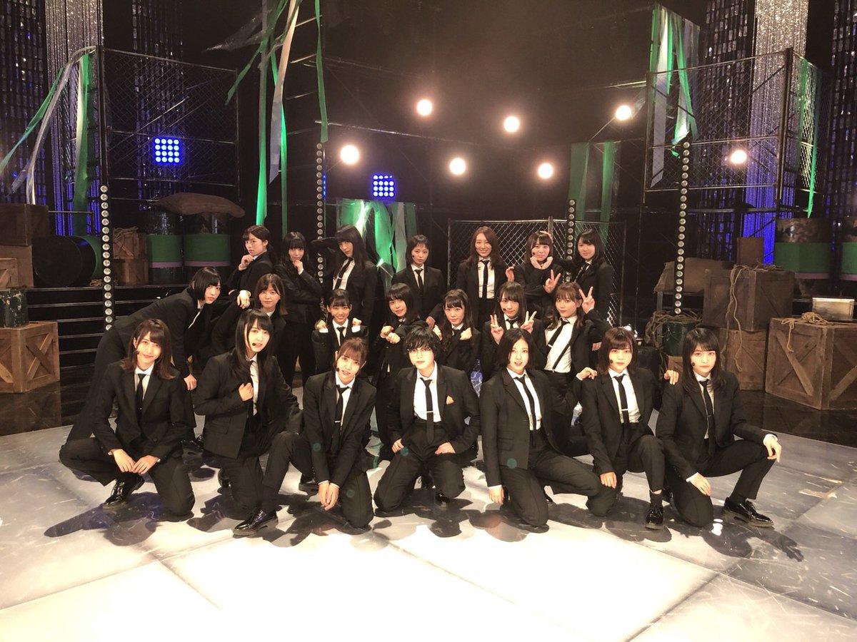"""欅坂: 欅坂46 On Twitter: """"本日10月21日(土)23:45~NHK BSプレミアム「欅坂46"""