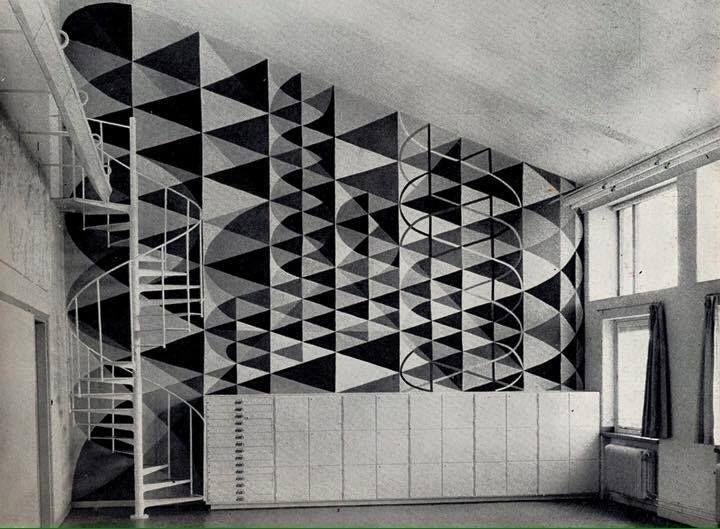 Eric H. Olson - interiors #pattern #architecture   https:// buff.ly/2gVryWP  &nbsp;  <br>http://pic.twitter.com/lWyOxxQaD4