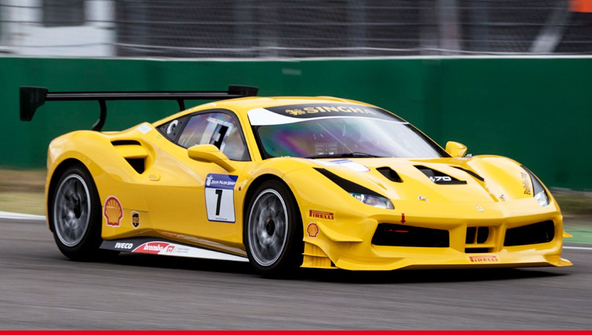Looking back at the @FerrariRaces event in #Hockenheim, with the #Ferrari #488Challenge.<br>http://pic.twitter.com/ZJtd2f9aVN