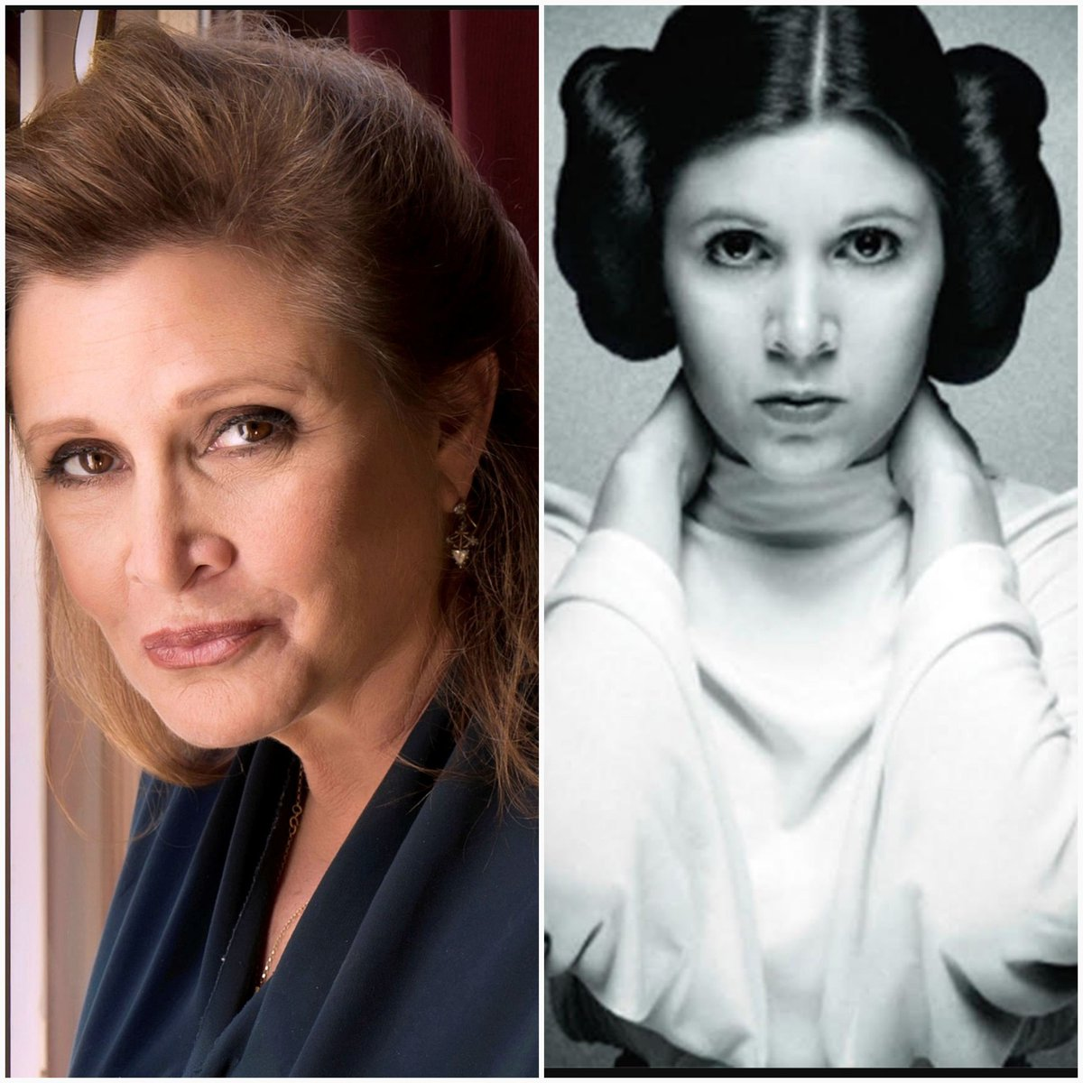 Born this day. We miss you. #CarrieFisher #princessleia #StarWars<br>http://pic.twitter.com/4v29pUVuvH