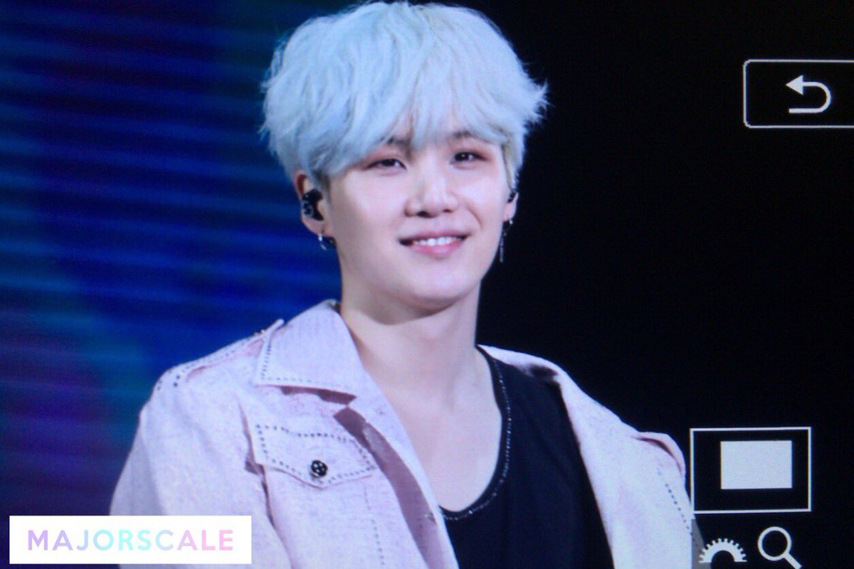 yoongi is so handsome and cute when he s...