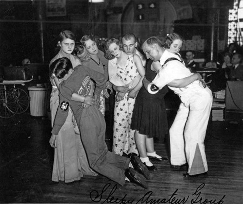 history of social dance in the 50s Fox trot is a standard ballroom dance, and serves good foundation for social dances in 2/4 and 4/4 time the purpose of learning this dance is for smoothness foxtrot dance history.