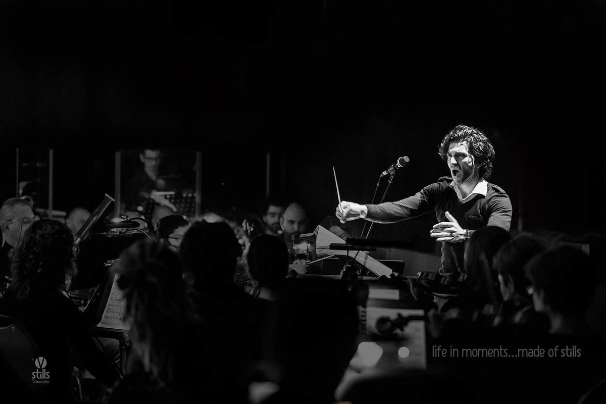 Nobody forgets their first time  #conducting #music #orchestra #beautiful #grateful #wonderful<br>http://pic.twitter.com/CGiTlt0WxW