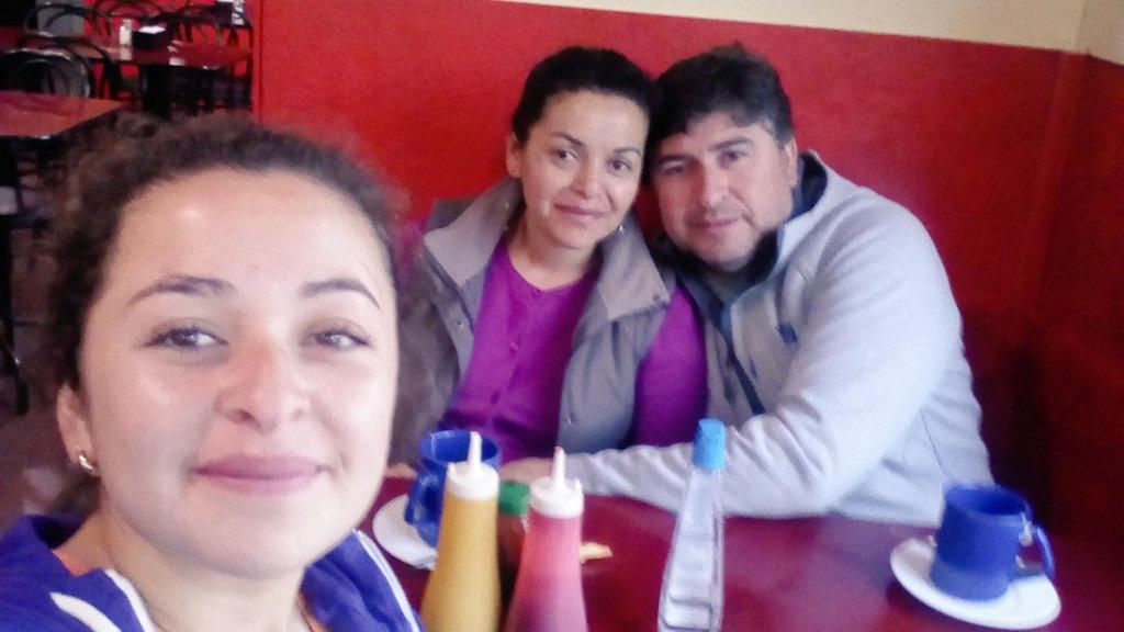 # FamiliaFeliz Dios nos ama!!! #Olmue Be...