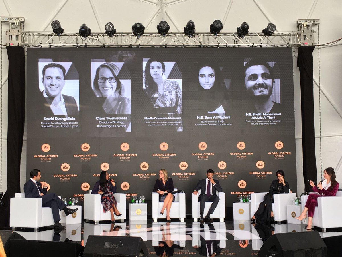 test Twitter Media - Strong, intelligent voices are sounded at #Globalcitizenforum @Forbes @Noellacc @TheRealEve @CherieBlairFndn https://t.co/eUDtKbSGgo