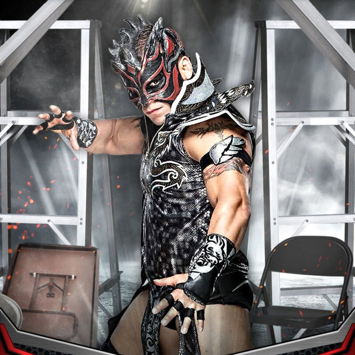 KalistoWWE photo