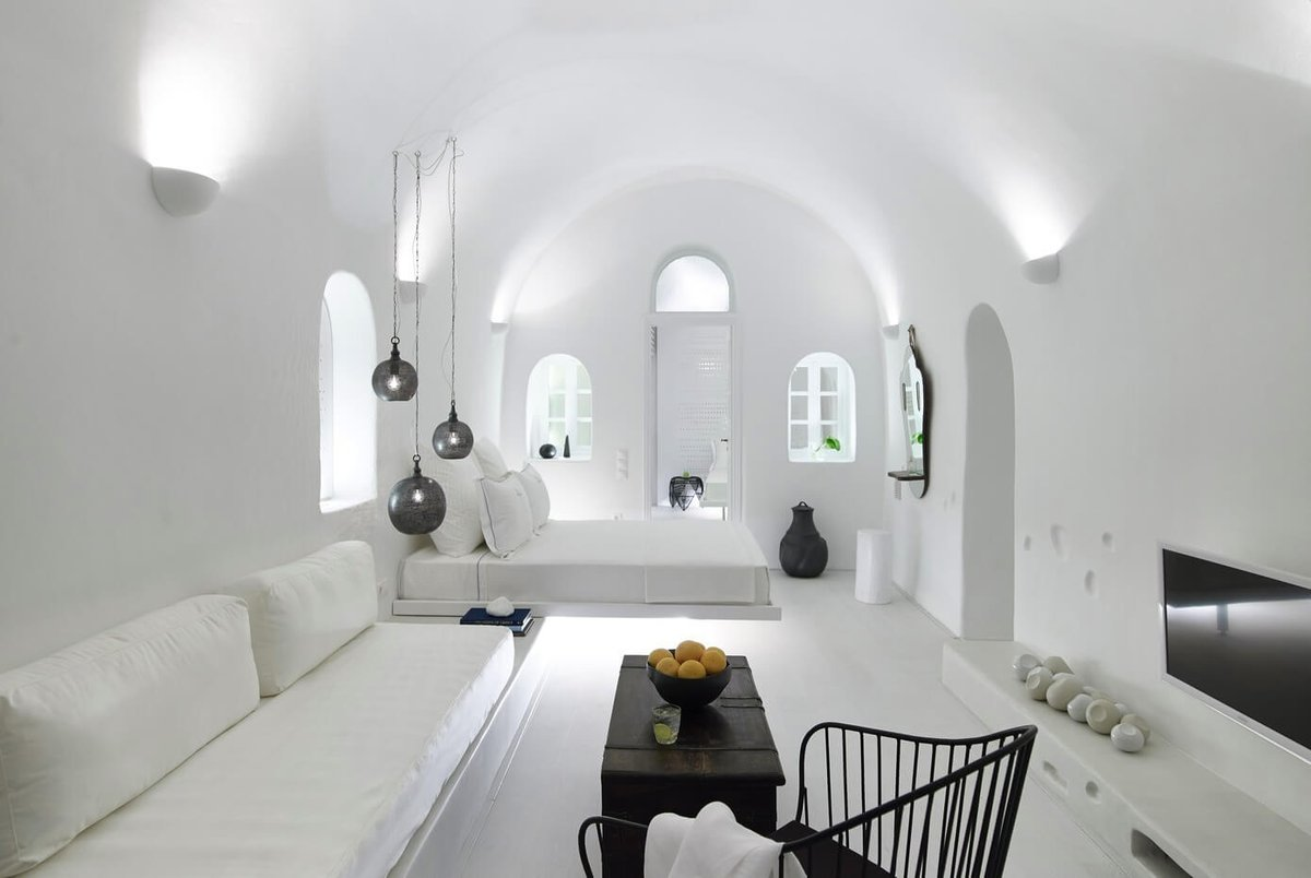 Cave Suite by Patsios |  http://www. homeadore.com/2015/09/07/cav e-suite-patsios/ &nbsp; …  Please RT #architecture #interiordesign<br>http://pic.twitter.com/gefpO8WU0N