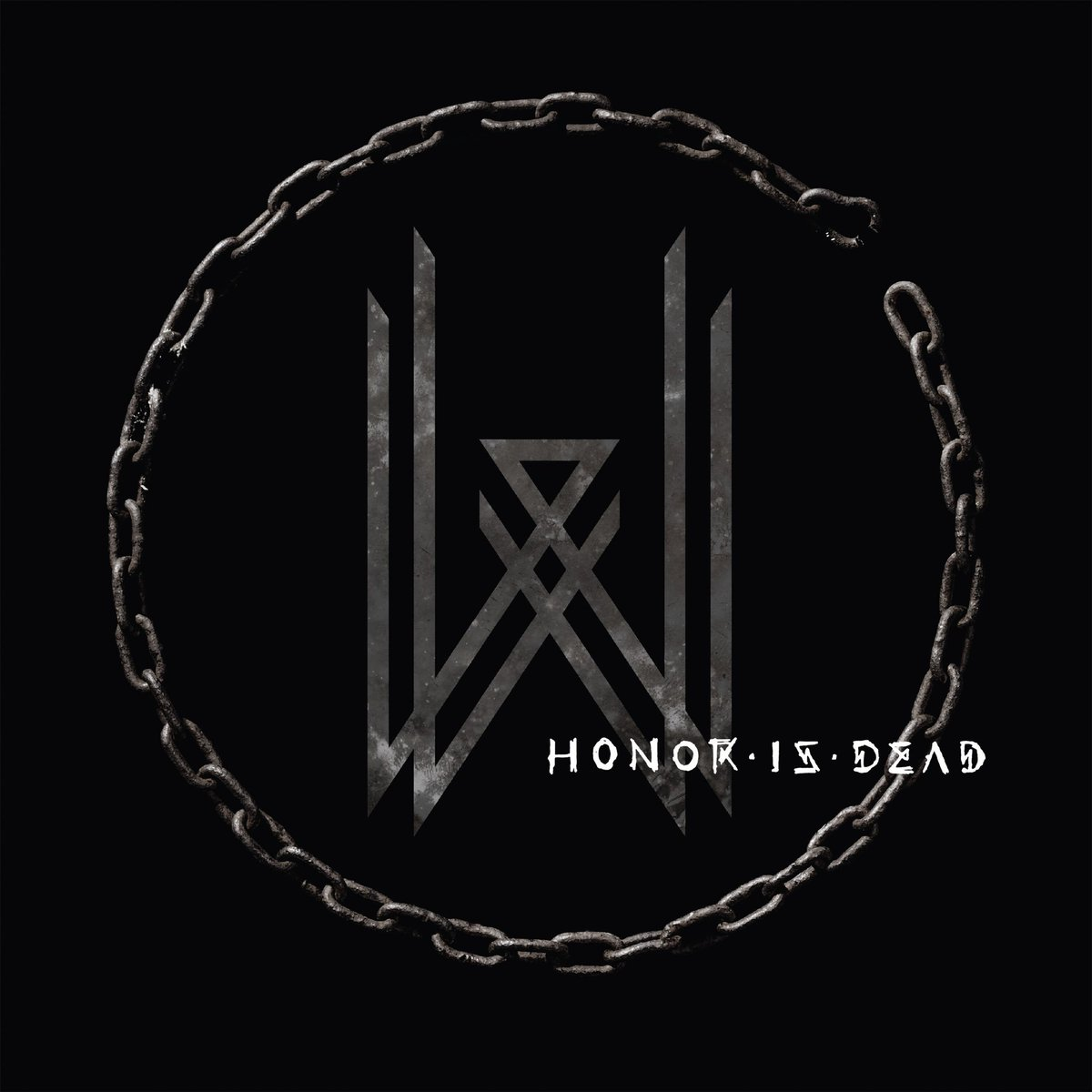 """Oct 21st 2016 @WOVENWAR released the album """"Honor Is Dead"""" #Confession #WorldOnFire #Compass #StonesThrown #Bloodletter #HeavyMetal<br>http://pic.twitter.com/h91gw0mjWd"""