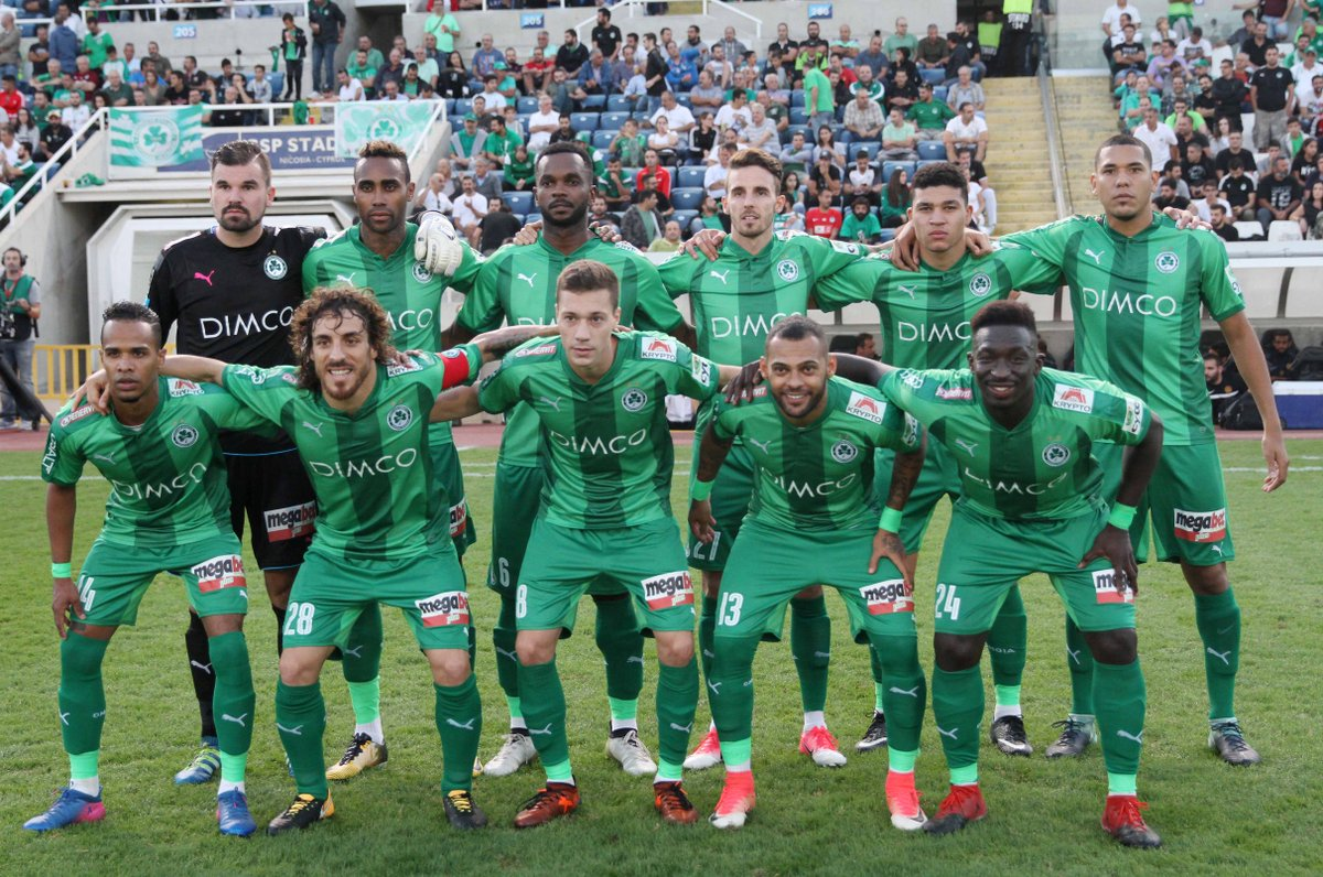 Bravo OMONOIA! 3 points and we keep fighting! #teamspirit #OMONOIA <br>http://pic.twitter.com/qWUWlZh7f0