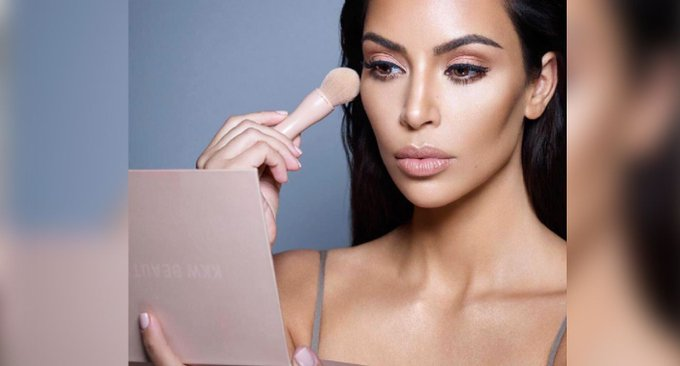 Happy birthday, Here\s how to get the star\s glowy contour look in less time