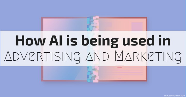 Wondering how #AI is being used in the Advertising and Marketing space today? Learn how here:  http:// bit.ly/atomicuse  &nbsp;  <br>http://pic.twitter.com/MeJRZDf3MC
