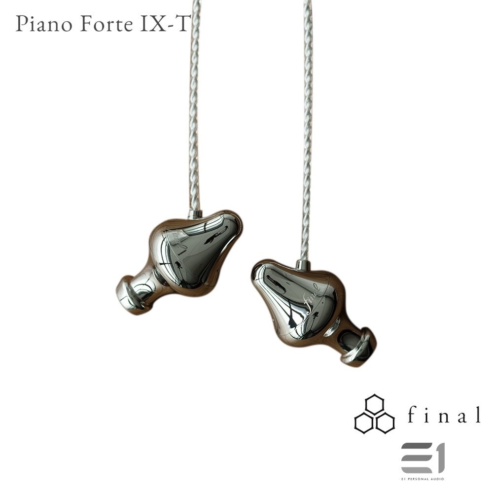 The new T series . . . . . #Final_Audio #PianoForte #Inears #Inearphones #Silver #New #Audio #Music <br>http://pic.twitter.com/xKBqO6s7QJ