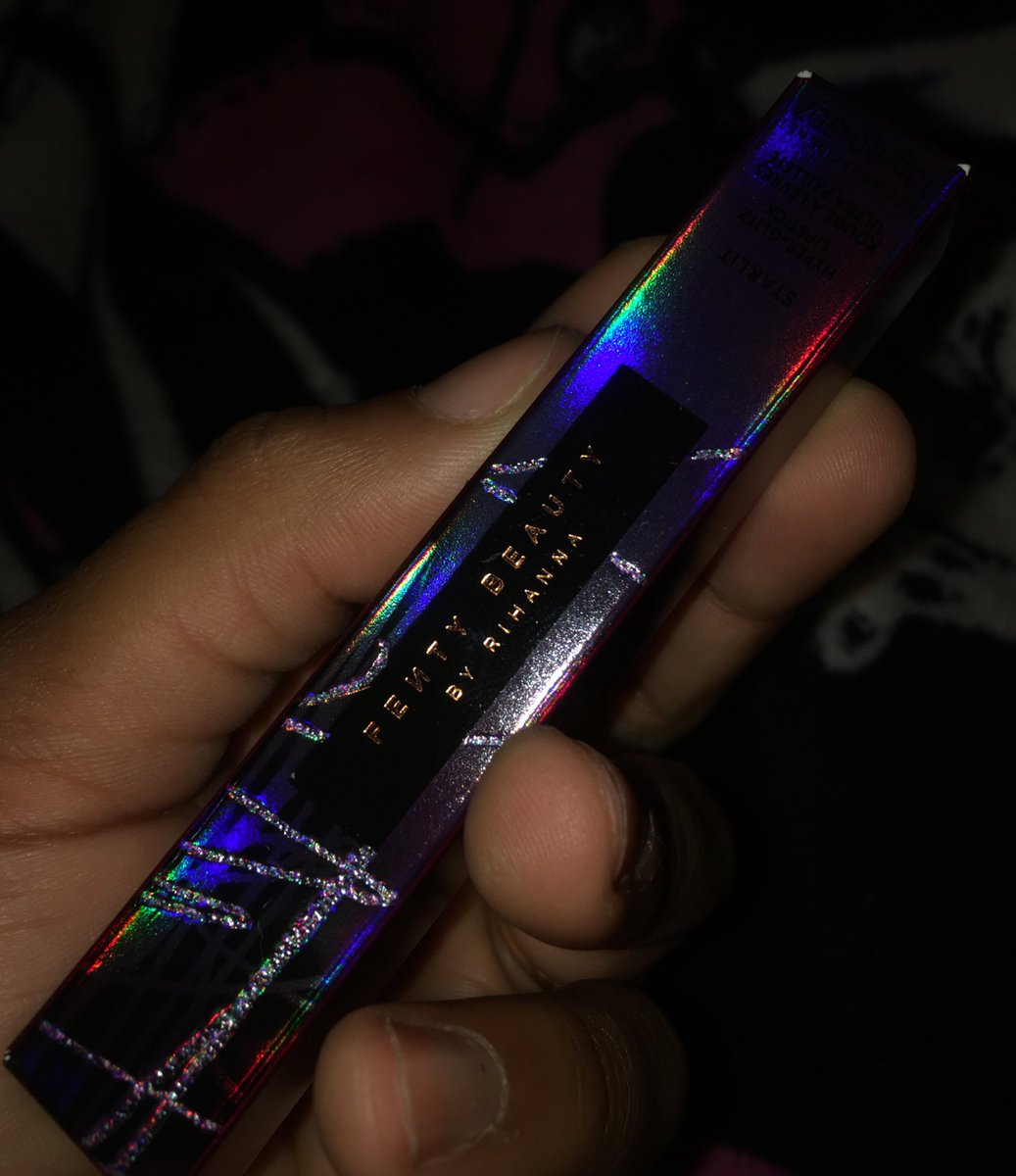 fenty beauty Hyper-Glitz Lipstick.. #Glamorous #GALAXYCOLLECTION<br>http://pic.twitter.com/jY7H4dLeT9