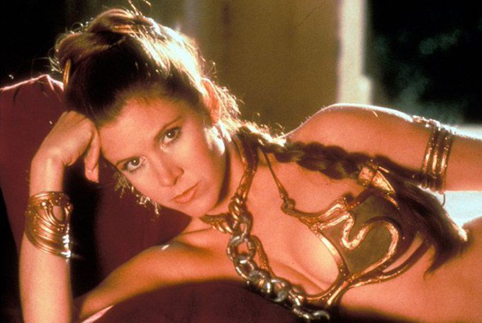 Happy Birthday Carrie Fisher -