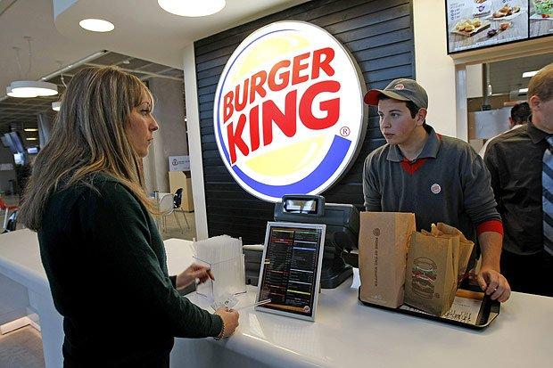 Rede de fast-food Burger King vai vender ações na Bolsa brasileira https://t.co/Q3hkFjshYO