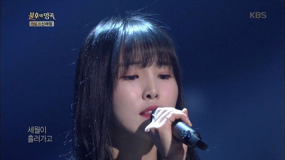 G-Friend's Yuju touches the hearts of al...