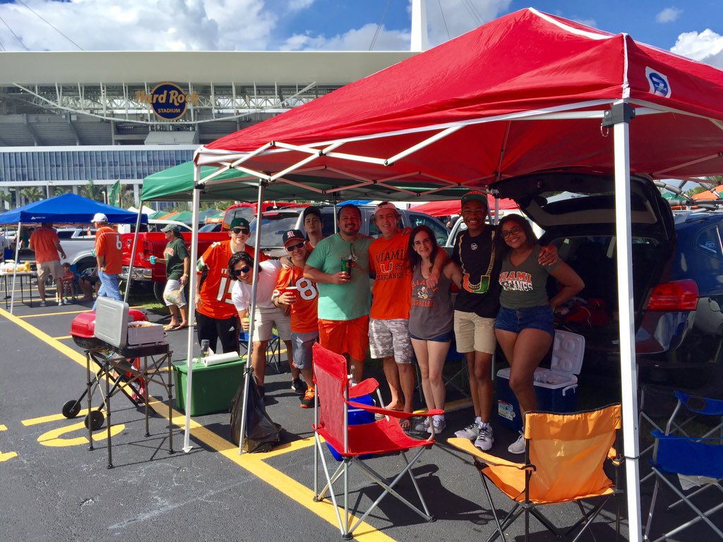 Miami Hurricanes on Twitter  Canes fans send in your pictures as you prepare for todayu0027s game for a chance to win some sweet tailgate equipment.u2026   & Miami Hurricanes on Twitter: