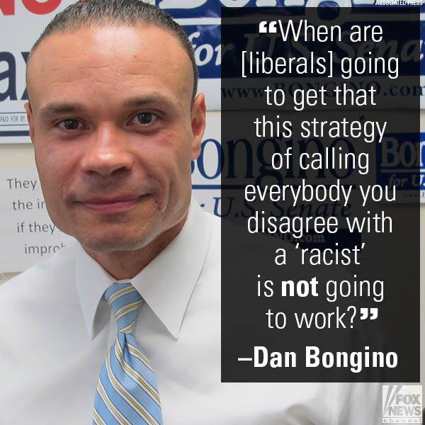 On @ffweekend, @dbongino slammed @RepWilson for accusing Gen. John Kelly of racism. https://t.co/fZvpgxVdg2 https://t.co/FukgPxA0Yn
