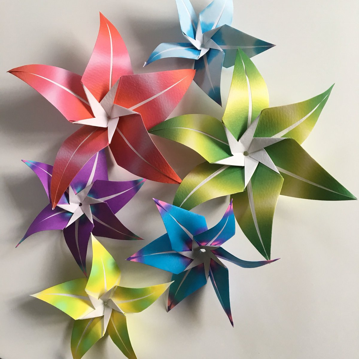 Clarissa grandi on twitter wanted a simple modular for next weeks clarissa grandi on twitter wanted a simple modular for next weeks foldoftheweek and found these beaut flowers instructions mightylinksfo