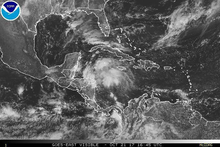 Imagen Satelital Visible #Panamá #Centroamérica October 21, 2017 at 12:30PM<br>http://pic.twitter.com/nXlVduPBSv
