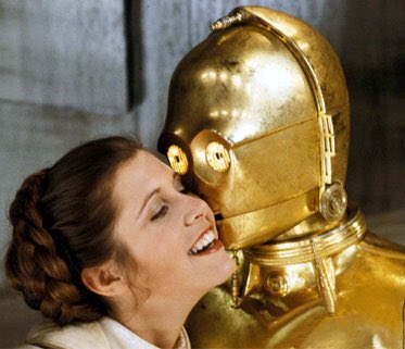 Happy birthday to our space princess carrie fisher