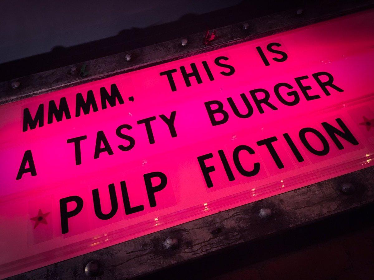 #PulpFiction Latest News Trends Updates Images - inmono101