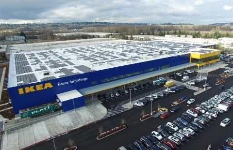 RT if every big box store should do this. IKEA to Install Washington&#39;s Largest #Solar Rooftop Array  https:// buff.ly/2yGuL66  &nbsp;    #renewables<br>http://pic.twitter.com/CQkolN7iCH