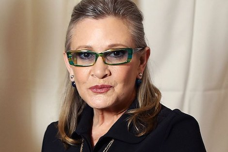 Happy Birthday, Carrie Fisher!