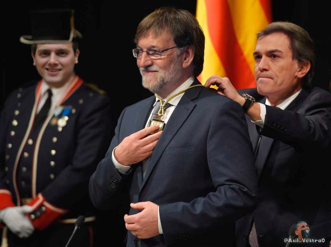 Mariano Rajoy es investido president de...