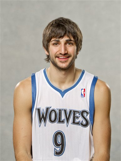 Happy Birthday Ricky Rubio