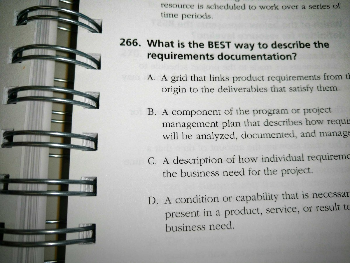 Pmi On Twitter Quiz Yourself On Pmbok Guide 6th Edition W This