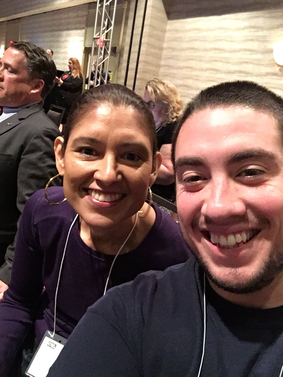 At the CTA State Council General Session with Tish President of @fresnota !  @WeAreCTA #solidarity #oneunion<br>http://pic.twitter.com/TzEOc1ZqSs