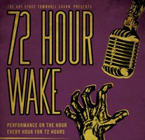 #The 72 Hour Wake At the heart of the #Festival of the Dead @townhallcavan   26 - 29 October  http:// bit.ly/2yd8Xi9  &nbsp;  <br>http://pic.twitter.com/MMtKLwtTuF