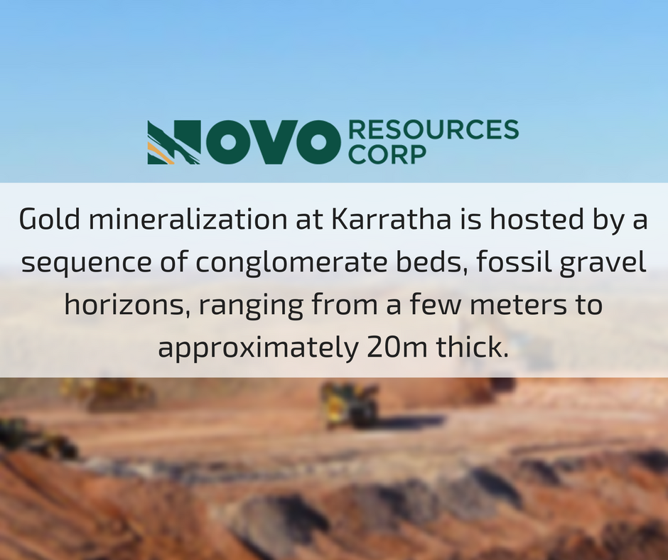 Due to the high profile of the Karratha #gold project, we will be routinely providing detailed information to the market. $NVO<br>http://pic.twitter.com/VOsriR3sTL