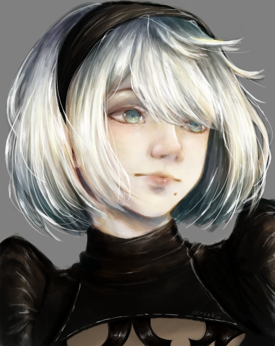 "Premise Indicator Words: Densukii On Twitter: ""2B Nier Automata *updated* Changed A"