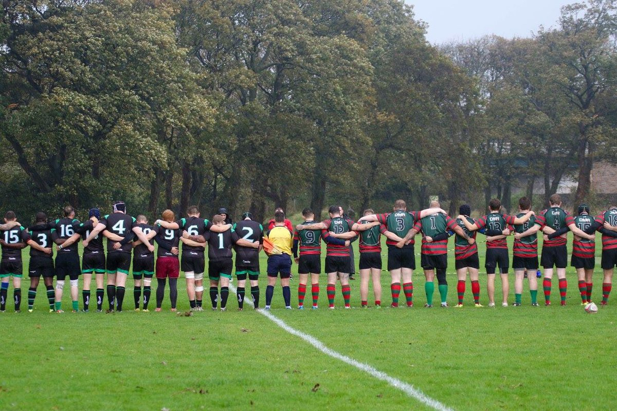 Respecting Alan Lewis @ClwbRygbiAberge 3- 27  @wrexhamrfc one game #Rugbyfamily @ovalzonerugby<br>http://pic.twitter.com/Xflh4FddYO