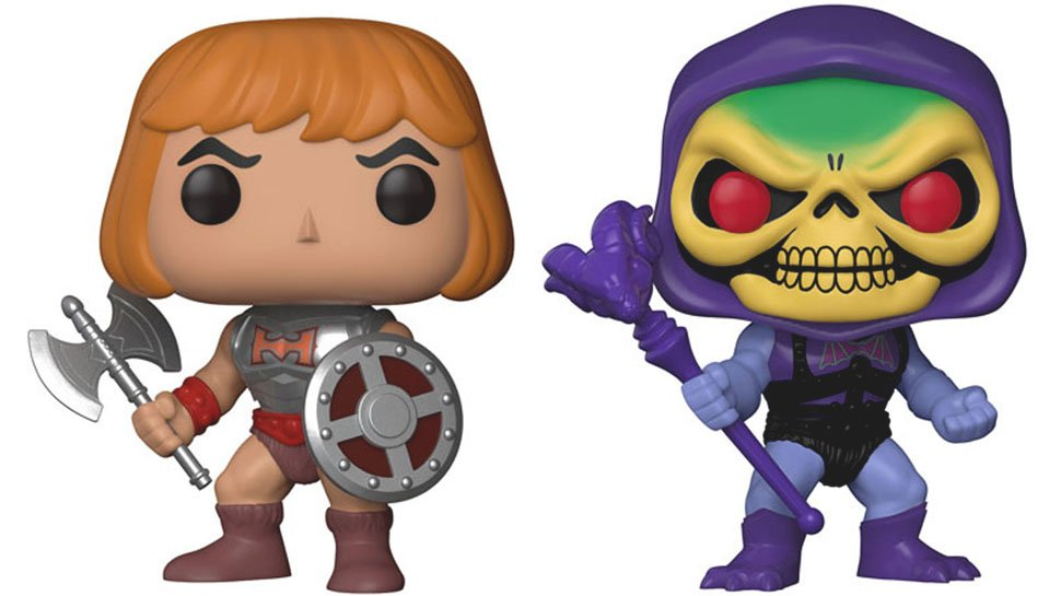 .@OriginalFunko is giving #HeMan and the #MastersoftheUniverse a new wave of Pops.  http:// nerdi.st/2xetcZp  &nbsp;  <br>http://pic.twitter.com/b2VeIOPl4z