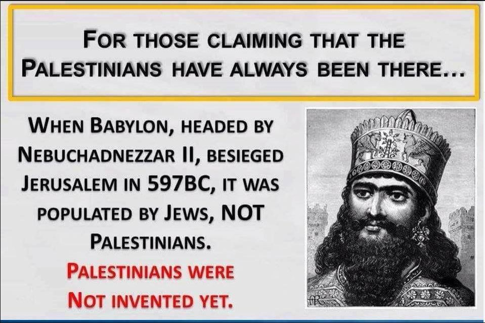For those claiming that the &#39;Palestinians&#39; have always been there..... #Israel #UNESCO #UnitedNations<br>http://pic.twitter.com/JP8lEeeirG
