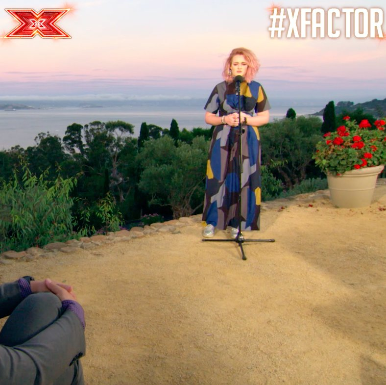 WARNING: This #AmazingGrace performance from  #JudgesHouses may just get you right in the feels 😭 #XFactor https://t.co/eKJoEtvQlu
