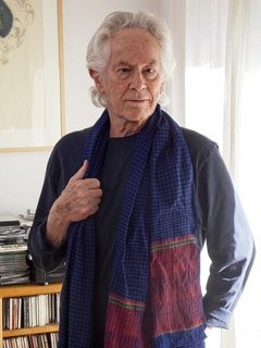 October 20th - Happy birthday Michael McClure from all at 14167 Films