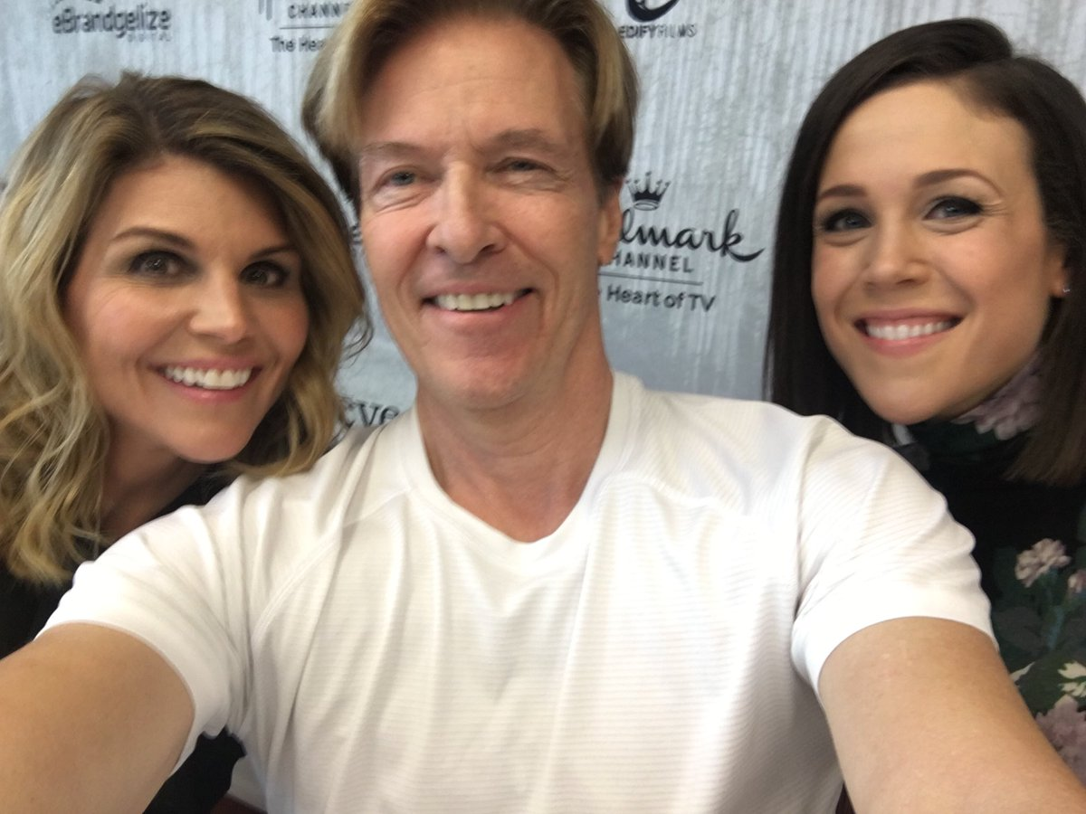"""Jack Wagner Wife Best jack wagner on twitter: """"hearties reunion day!!! @loriloughlin"""