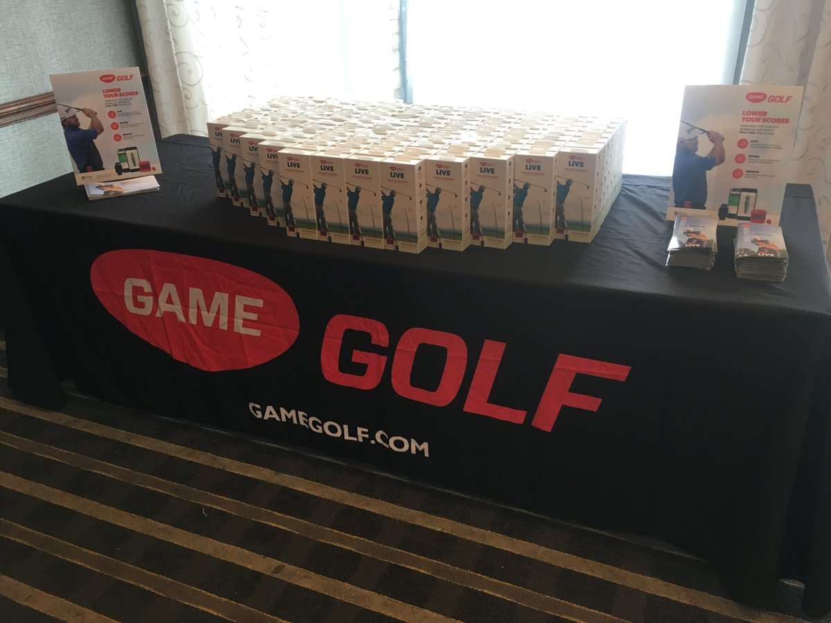 What a beautiful sight. If you're playing in the @WinStarWorld Golf Tournament, come grab your VIP Gift!