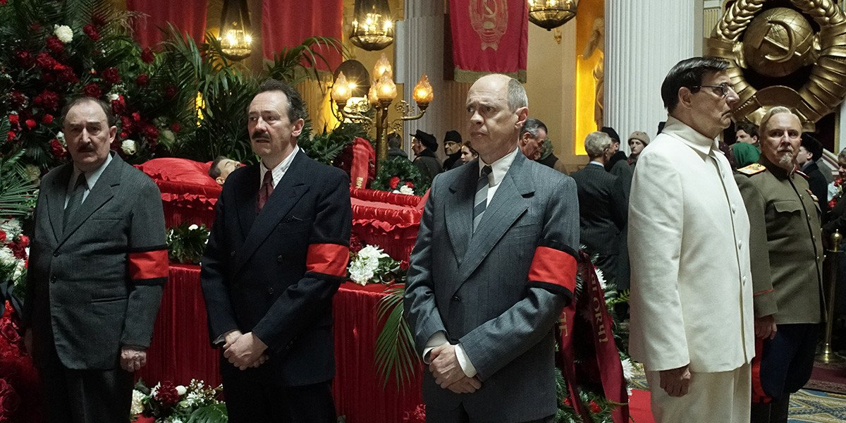RT @filmandtvnow: The Death of Stalin Review: The Best Comedy of 2017    https://t.co/AYDuVkuxnr #TheDeathOfStalin https://t.co/tHKNPwsMnj