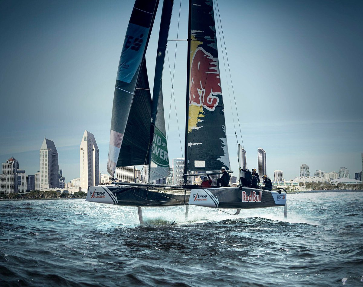 Thanks for the ride #redbullsailing  Amaizing Sport!  #sailing #sandiego #usa #redbull <br>http://pic.twitter.com/Q7JkTOq2rp