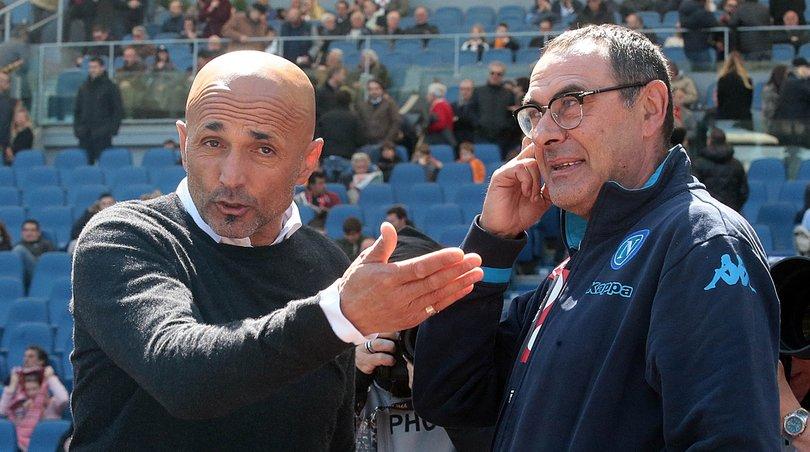 """Botta e risposta Sarri-Spalletti: """"Lui Ministro della Difesa"""", """"L'anno scorso ... - https://t.co/48hlP2REnR #blogsicilianotizie #todaysport"""