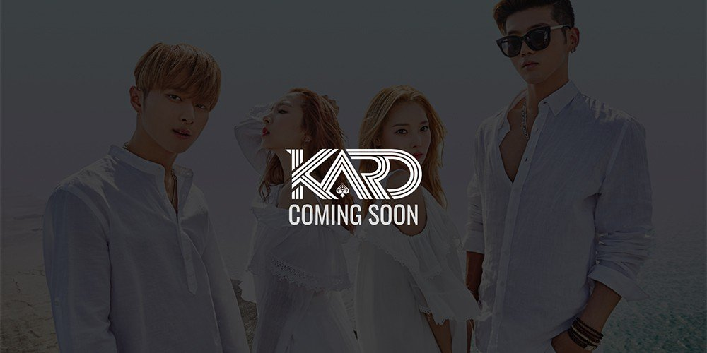 Fans find what may be KARD's official we...