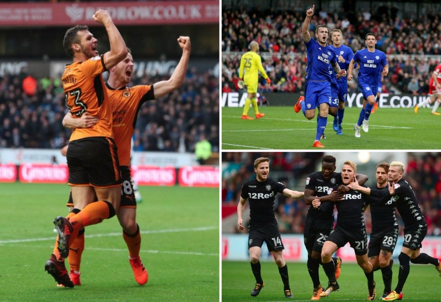 Championship roundup: Wolves see off Preston in five-goal thriller as Cardiff & Leeds both pick up away wins https://t.co/TOM8xsKxww
