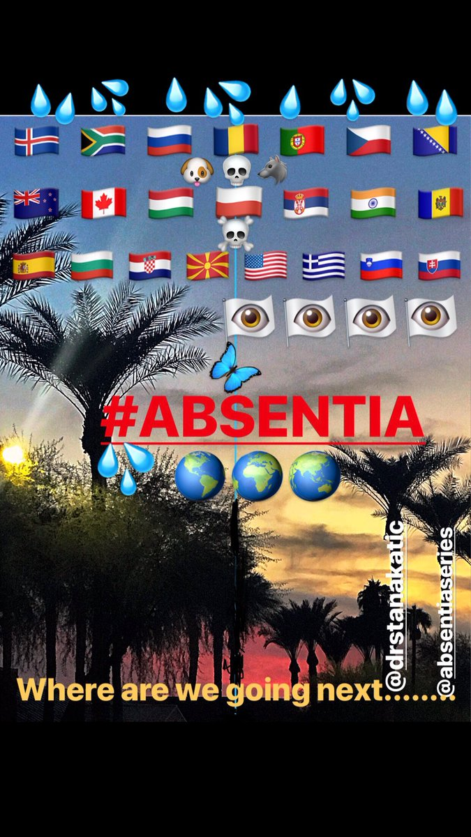 Where is #Absentia going next........the  is the limit . Hang on cause we're not stopping!#StanaKatic @AbsentiaSeries<br>http://pic.twitter.com/IKBkcgl7gz